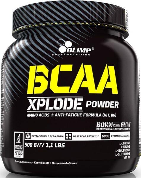Olimp BCAA Xplode Powder - 500g