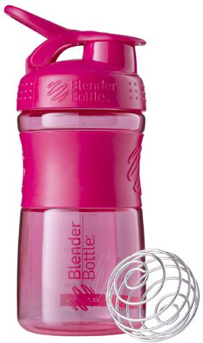 Blender Bottle Sport Mixer - Pink