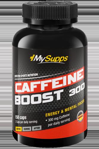My Supps Caffeine Boost 300 - 150 Kapseln