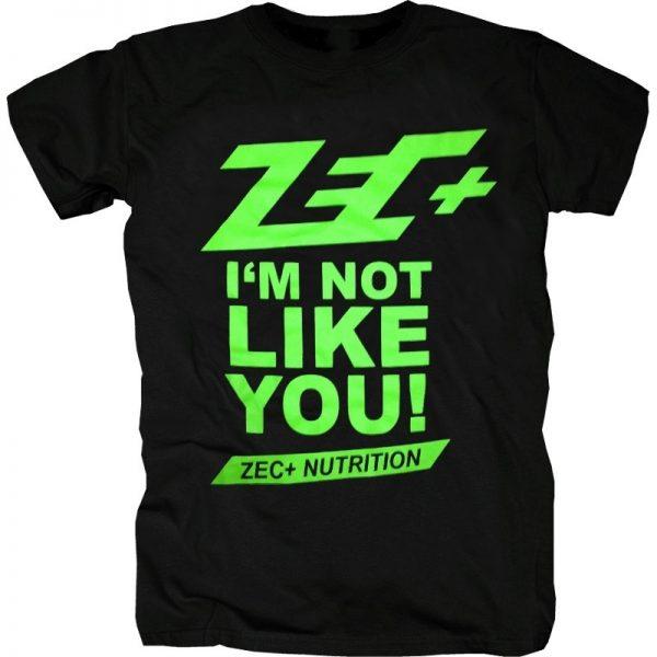 ZEC+ T-Shirt - black