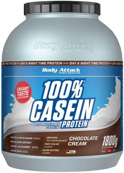 Body Attack 100% Casein - 1