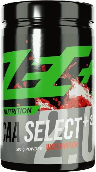ZEC+ BCAA Select+ 2.0 - 500g Dose