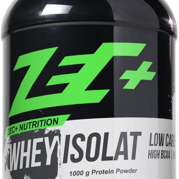 ZEC+ Whey Protein Isolate - 1000g