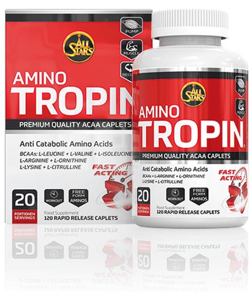 All Stars AMINOTROPIN - 120 Tabletten