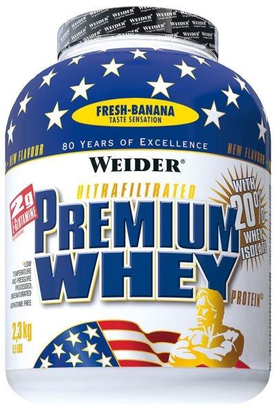 Weider Premium Whey Protein - 2