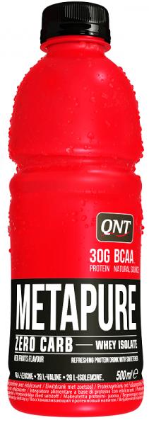 QNT Metapure Zero Carb Isopure Drink - 500ml