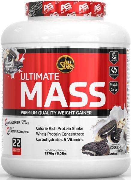 All Stars Ultimate Mass Gain - 2270g