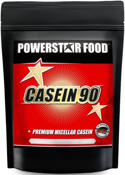 Powerstar Casein 90 - 1000g Beutel