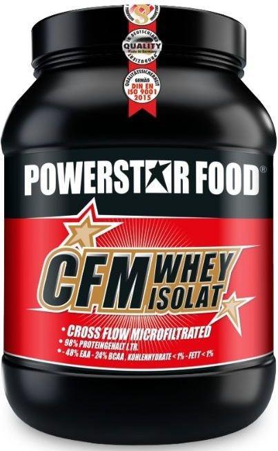 Powerstar CFM Whey Isolat - 1000g