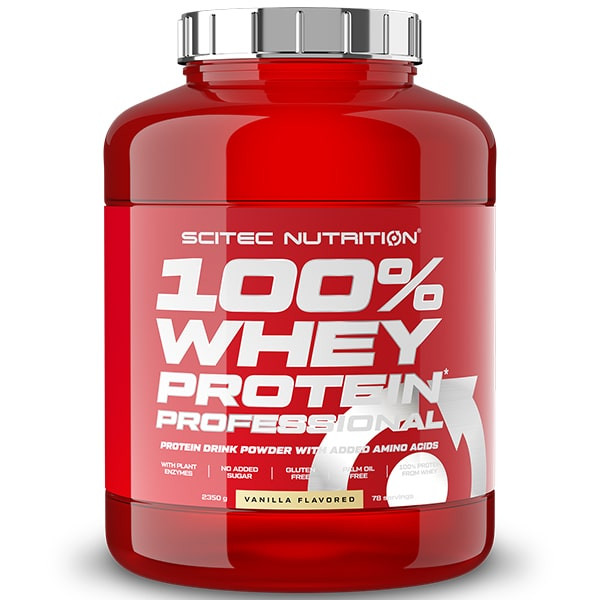 Scitec Nutrition 100% Whey Protein Prof. 2