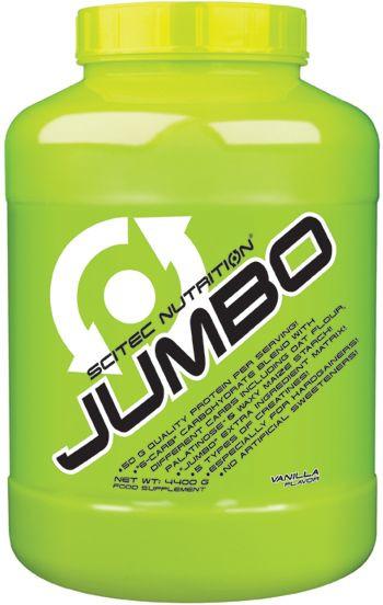 Scitec Nutrition Jumbo 4400g Dose