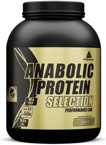 Peak Anabolic Protein Selection - 1