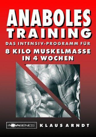 Anaboles Training (Klaus Arndt)