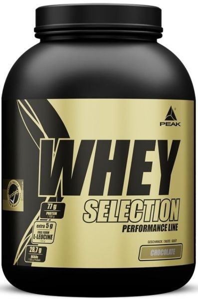 Peak Whey Selection - 1