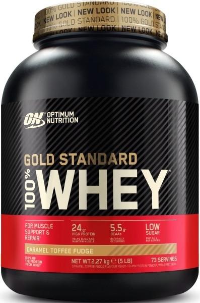 Optimum Nutrition 100% Whey Protein Gold Standard - 2270g