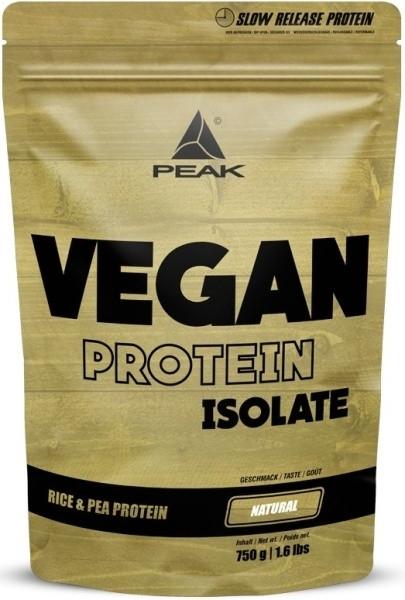 Peak Vegan Protein Isolat - 750g