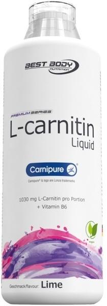 Best Body Nutrition - L-Carnitin Liquid 1000ml