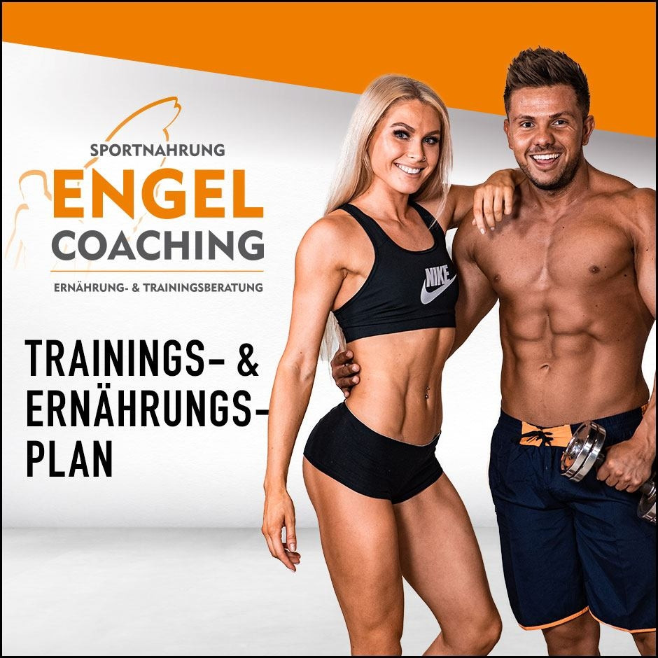 Individueller Ernährungs- und Trainingsplan + 3 Monate Coaching