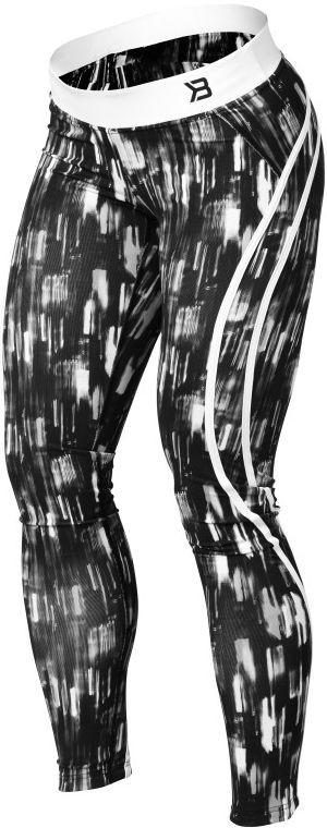 Better Bodies Manhattan Tights - Black White