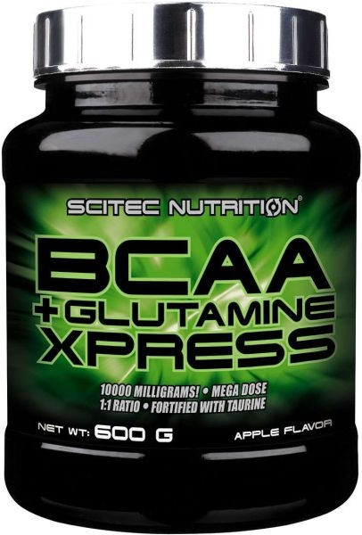Scitec Nutrition BCAA + Glutamin Xpress - 600g Dose