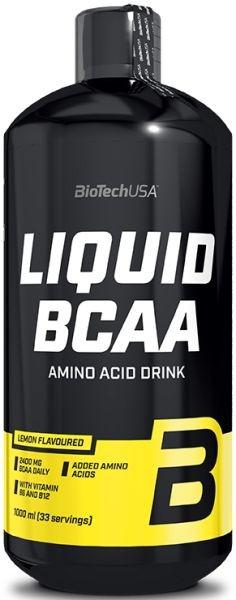 BioTechUSA BCAA Liquid - 1000ml Flasche