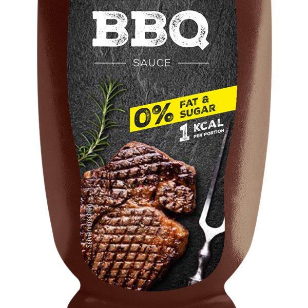 Body Attack American BBQ Sauce - 320ml