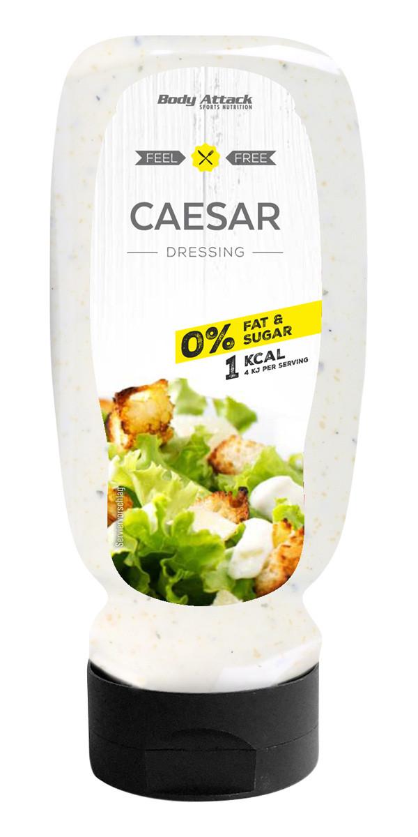 Body Attack Caesar Dressing - 320 ml