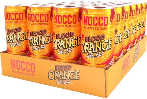Nocco BCAA 330ml  - 24 x 330ml