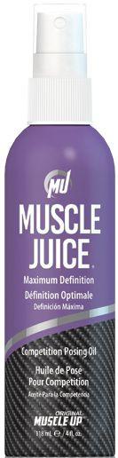 Pro Tan Muscle Juice Pro Posing Oil - 118ml