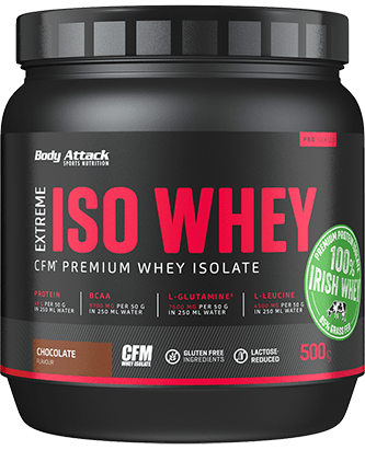 Body Attack Extreme Iso-Whey - 500g