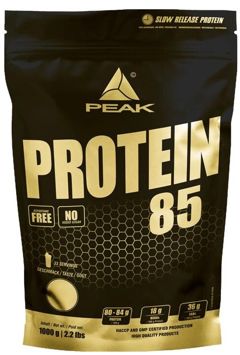 Peak Protein 85 - 1000g Beutel