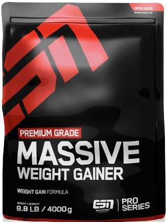 ESN Massive Weight Gainer - 4000g