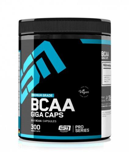 ESN BCAA Giga Caps - 300 Kapseln
