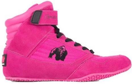 Gorilla Wear Womens High Tops - pink
