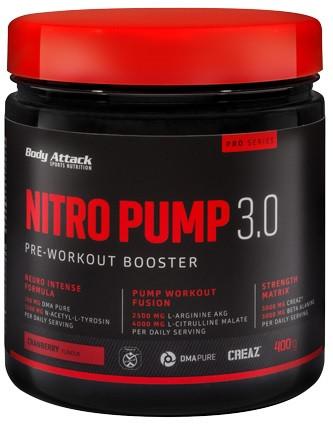 Body Attack Nitro Pump 3.0