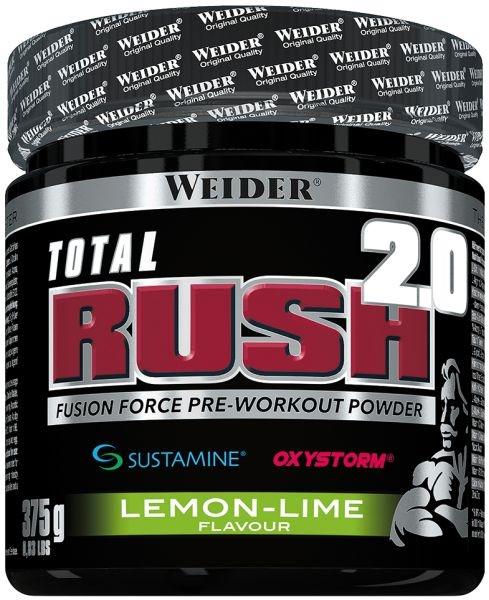 Weider Total Rush 2.0 - 375 g