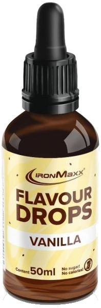 Ironmaxx Flavour Drops - 50ml