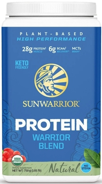 Sunwarrior Warrior Blend Bio Protein - 750g