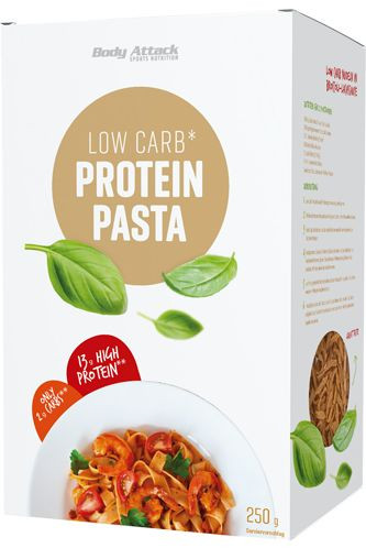 Body Attack Low Carb Protein Pasta