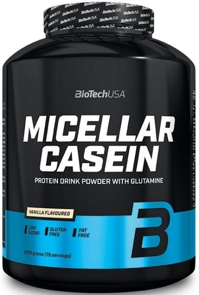 BioTechUSA Micellar Casein - 2270g