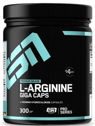 ESN L-Arginine Giga Caps - 300 Kapseln