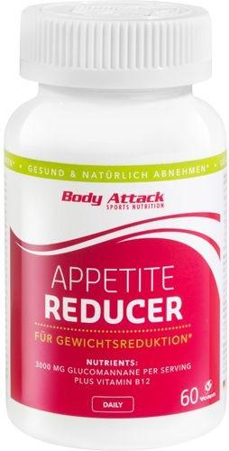 Body Attack Appetite Reducer - 60 Kapseln