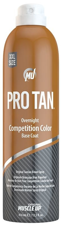 Pro Tan Overnight Competition Color SPRAY - 370ml