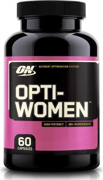 Optimum Nutrition Opti-Women - 60 Kapseln