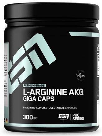 ESN L-Arginine AKG - 300 Giga Caps