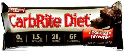 Universal Nutrition Doctor's CarbRite Diet Bar - 1 Riegel