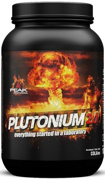 Peak Plutonium 2.0 - 1000g