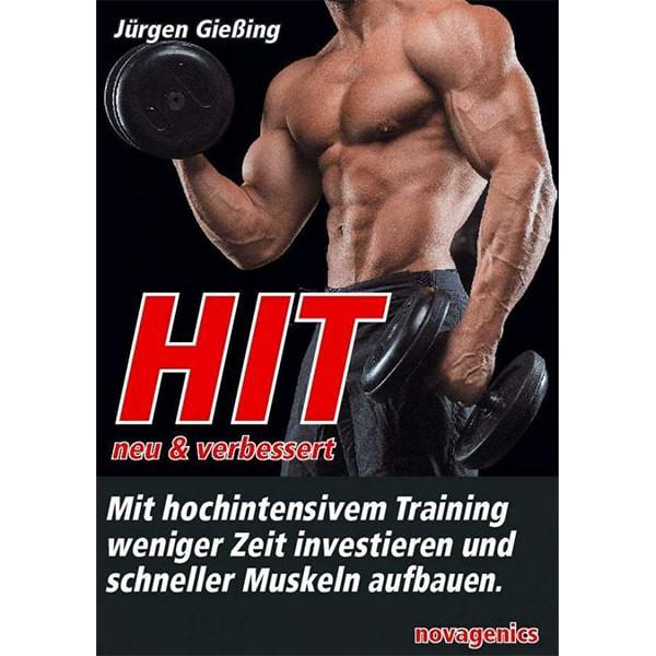 HIT-Hochintensitätstraining (Jürgen Gießing) - Neuauflage