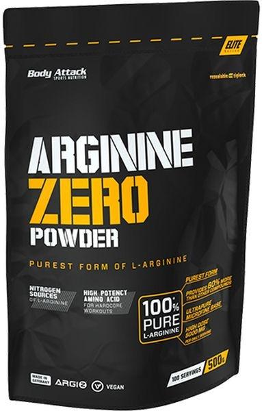 Body Attack Arginine Zero - 500 g