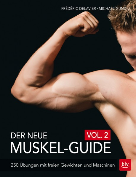 Der neue Muskel Guide Vol.2 (F. Delavier)